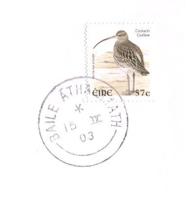 Einheimische Vögel (seit 1997), Michel Nr.